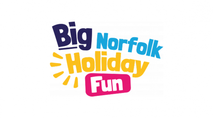 Can you support the Big Norfolk Holiday Fun programme?