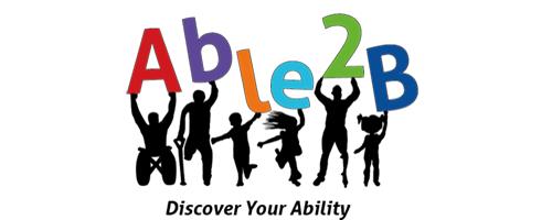 Able2b logo