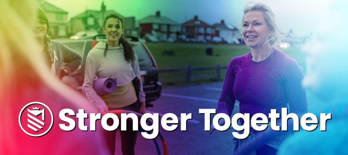 CIMSPA Stronger Together