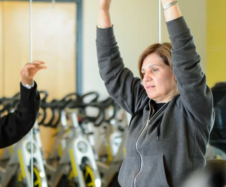 Exercise Class Banner