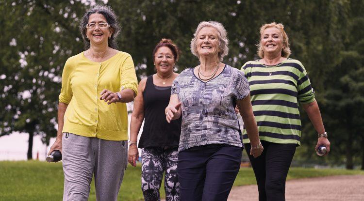 Walking for mindfulness