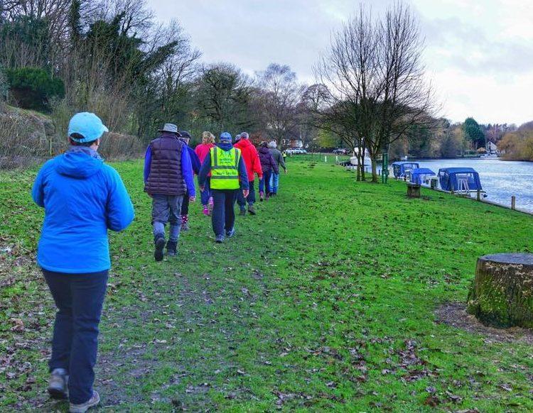 A Health Walk in Norfolk