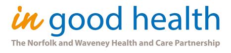 InGoodHealth logo