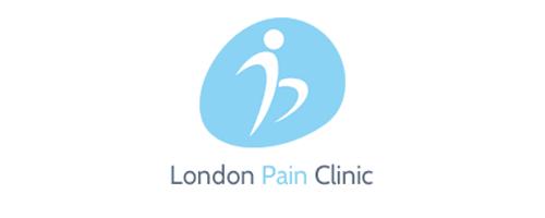 London Pain clinic card logo