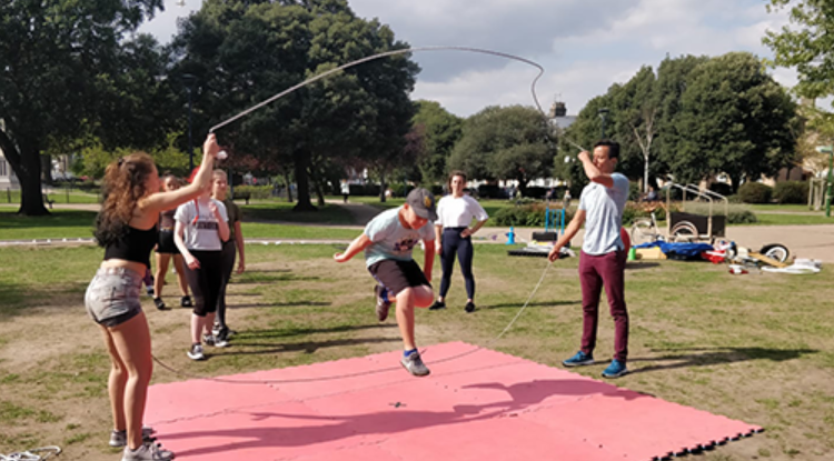 Tackling Inequalities Funding: OutThere Arts
