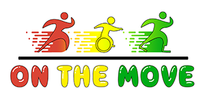 On the Move logo