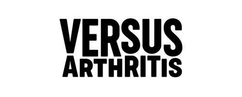 Versus Arthritis Card Logo