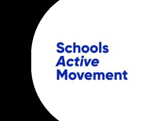 Schools Active Movement (SAM) Logo