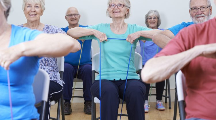 Adapting activities for older adults (Level 2)