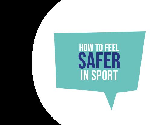 Safer in sport