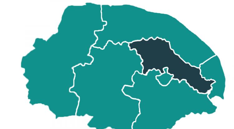 Broadland district