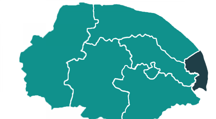 Great Yarmouth district