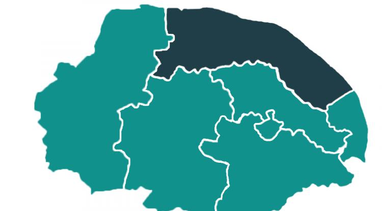 North Norfolk district