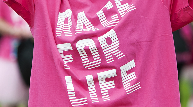 Have you signed up for the Norfolk Race for Life?