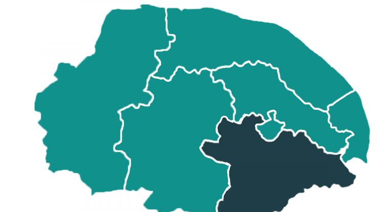 South Norfolk district