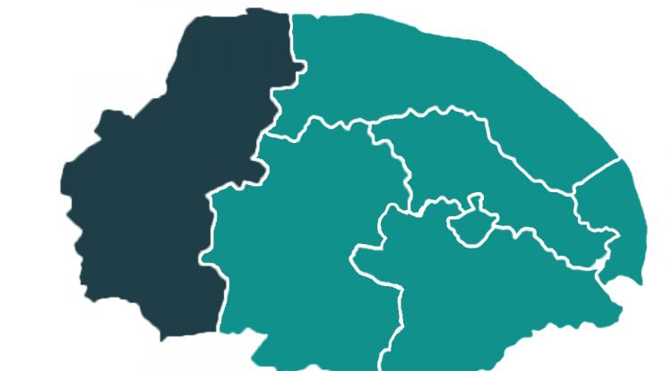 West Norfolk district