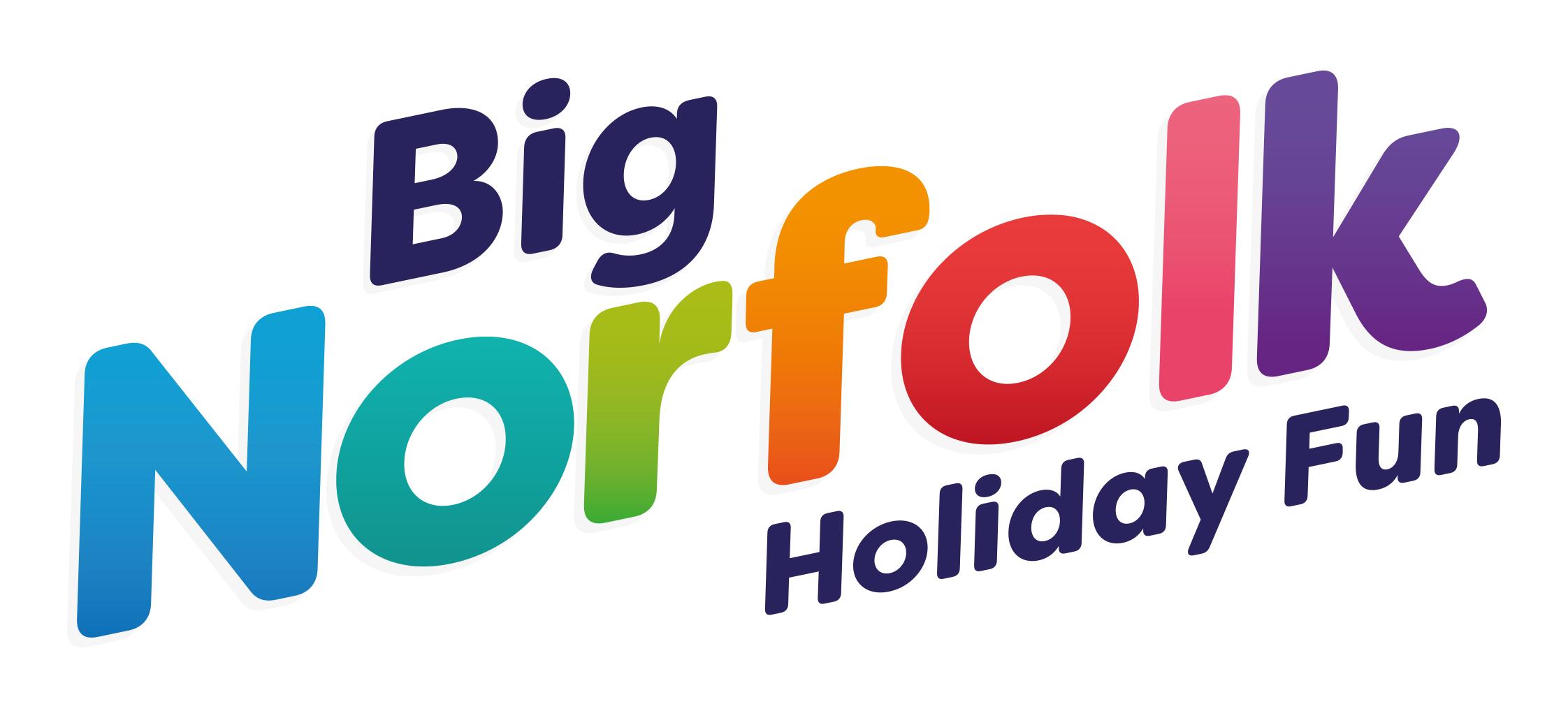 Big Norfolk Holiday Fun logo