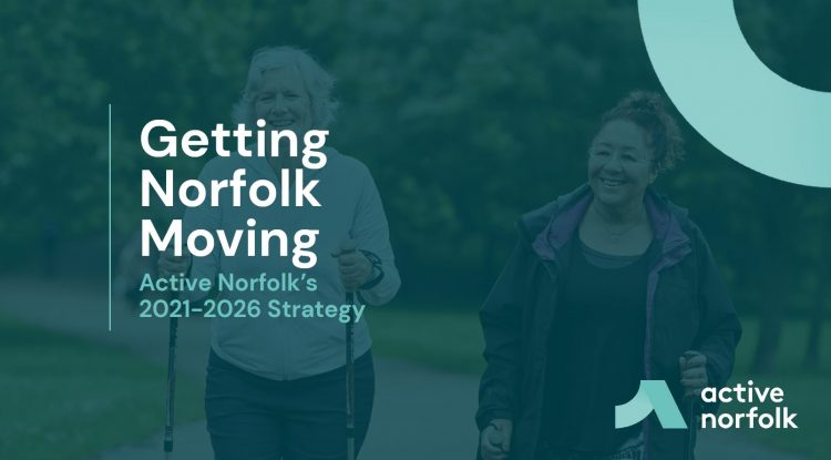Introducing our 2021-2026 strategy: Getting Norfolk Moving